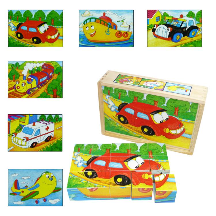 Puzzle autovehicule-0