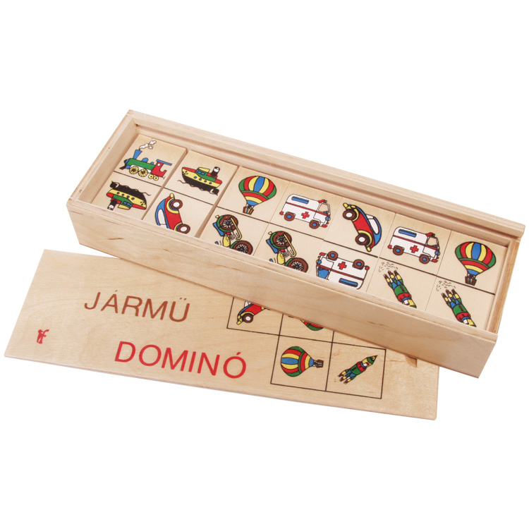 Domino cu autovehicule-0