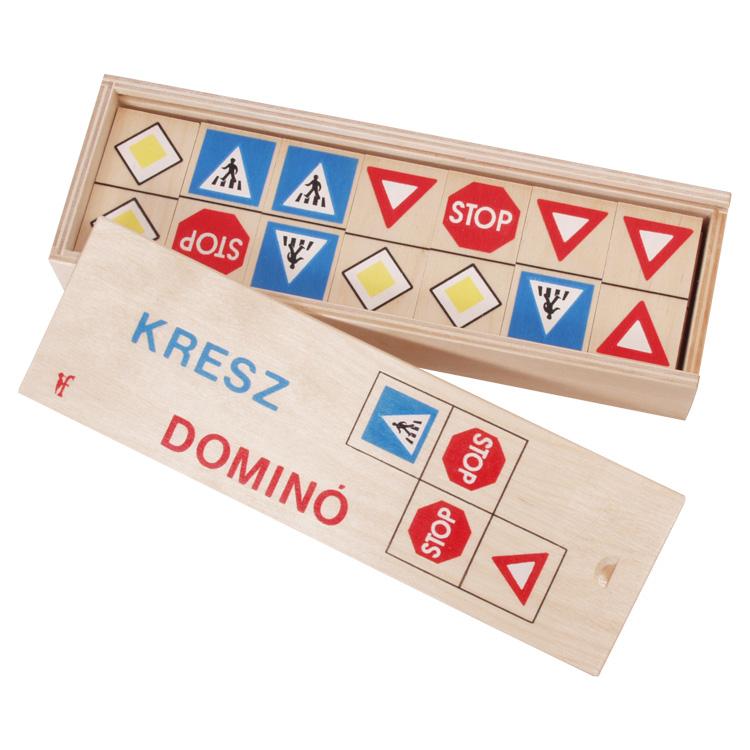 Domino cu semne de circulatie-0