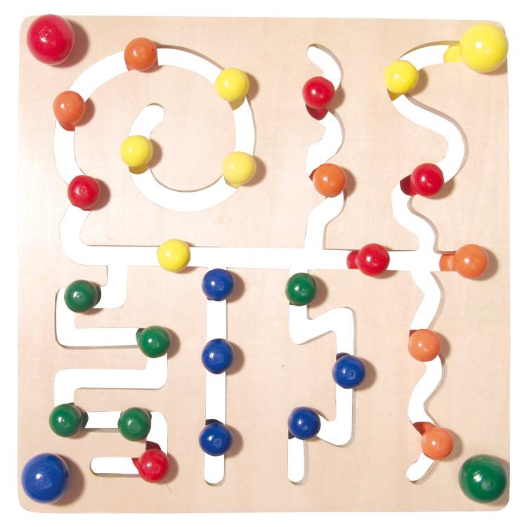 Labirint cu bile dupa model-0