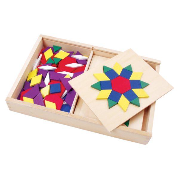 Set mozaic lemn-0