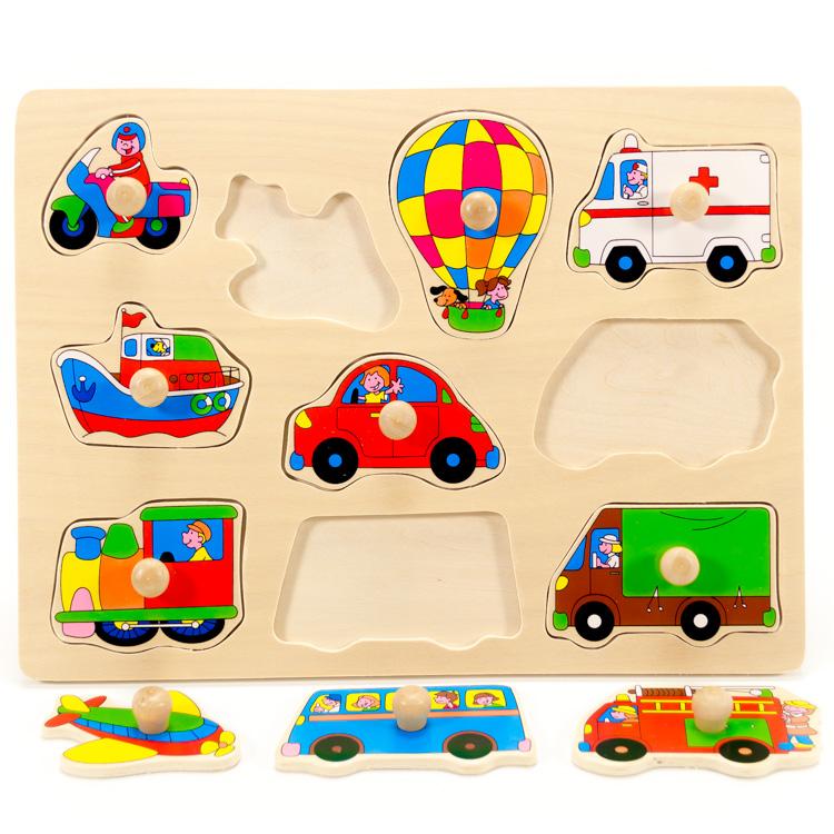 Puzzle mijloace transport-0