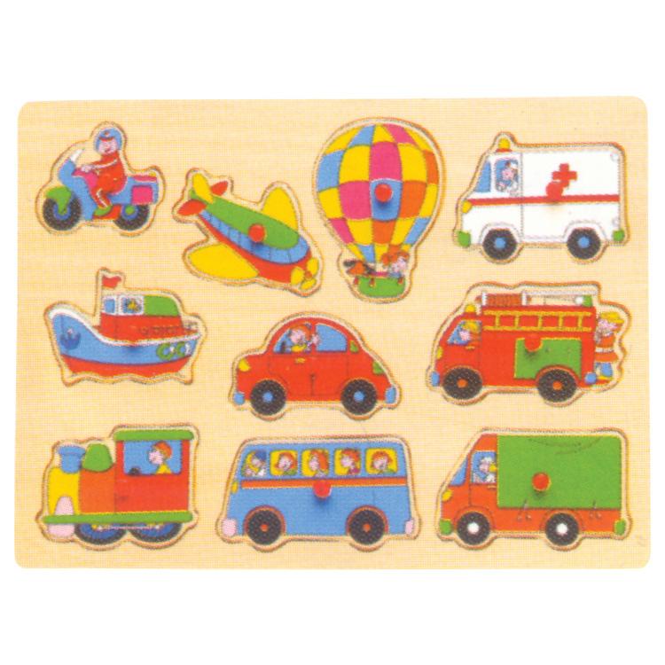 Puzzle mijloace transport-5271