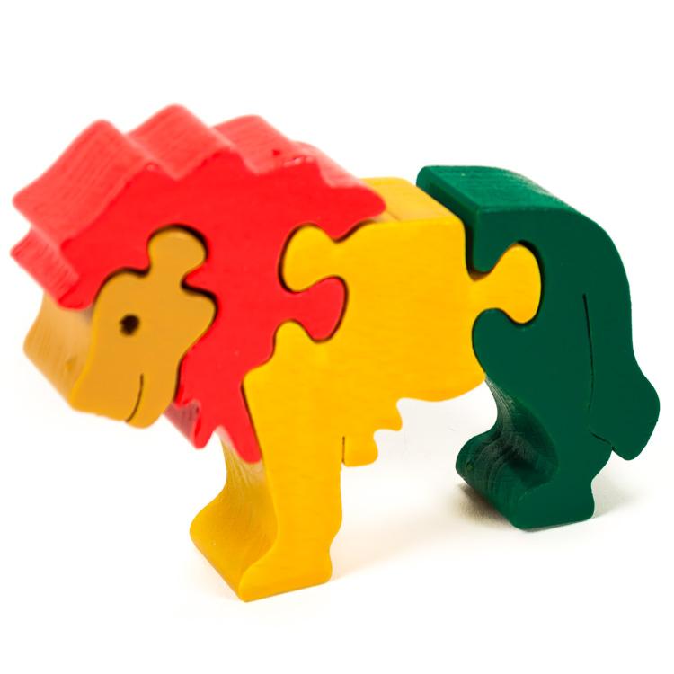 Puzzle zoo leu-0