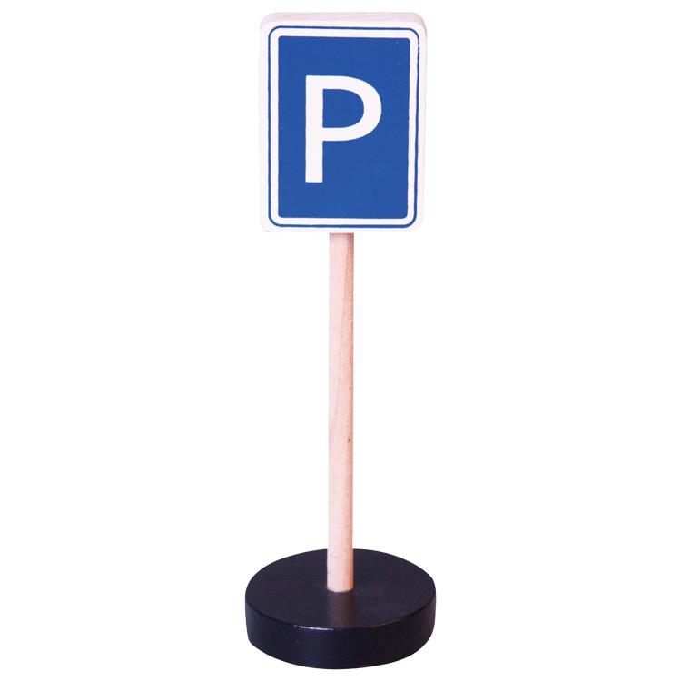 Semn circulatie parcare-0