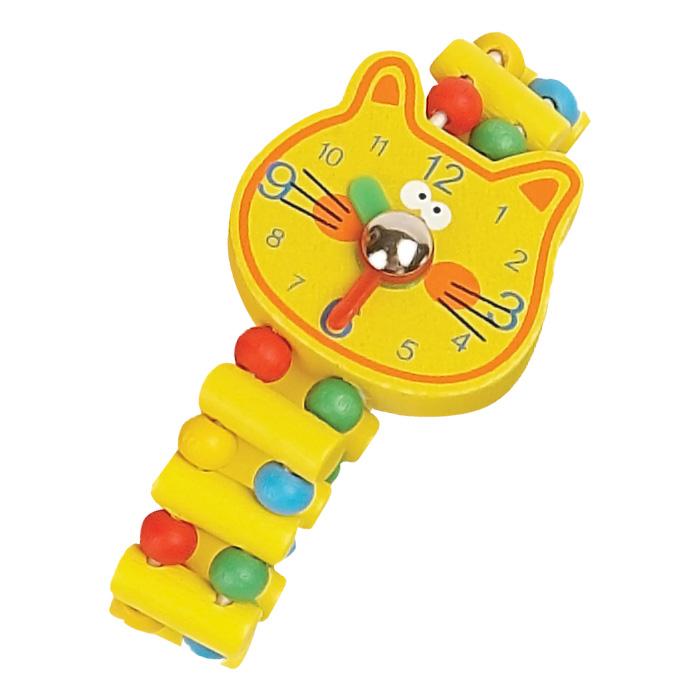 Ceas din lemn-0