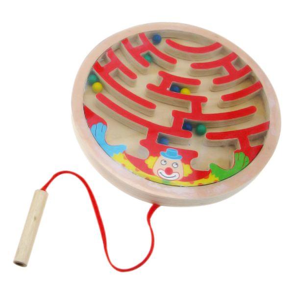 Joc magnetic inchis rosu-0