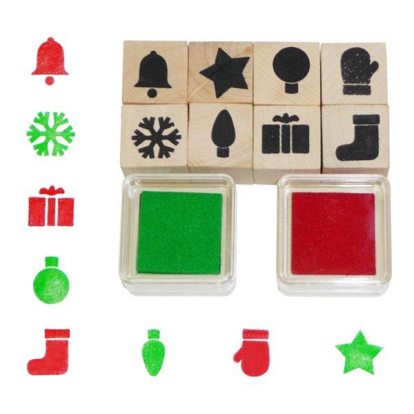 Stampile cu forme de iarna-0
