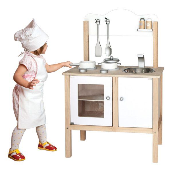 Bucătărie albă-0