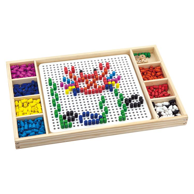 Puzzle mozaic-0
