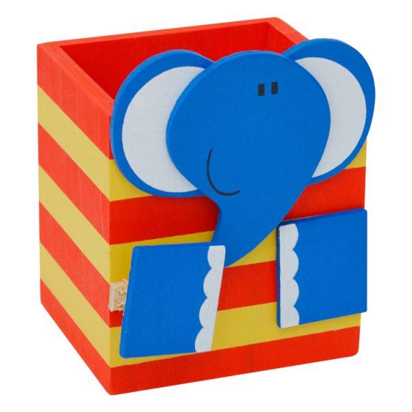 Cutie pentru creioane ( elefant )-0