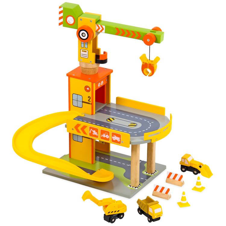 Macara pentru micul constructor-0