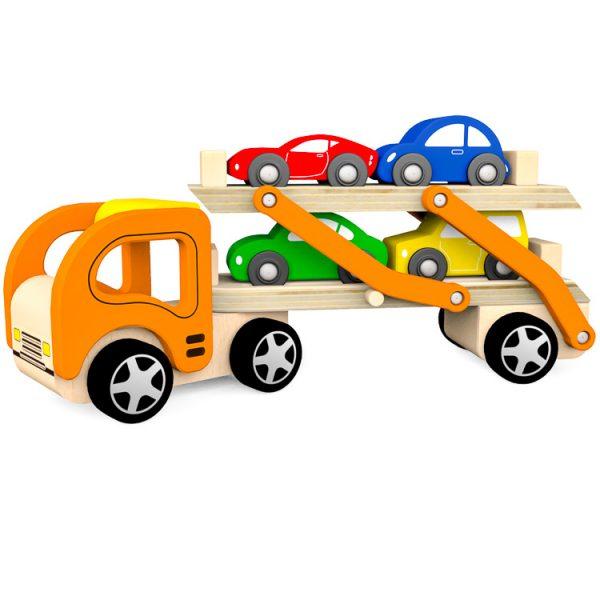 Camion cu masinute-0