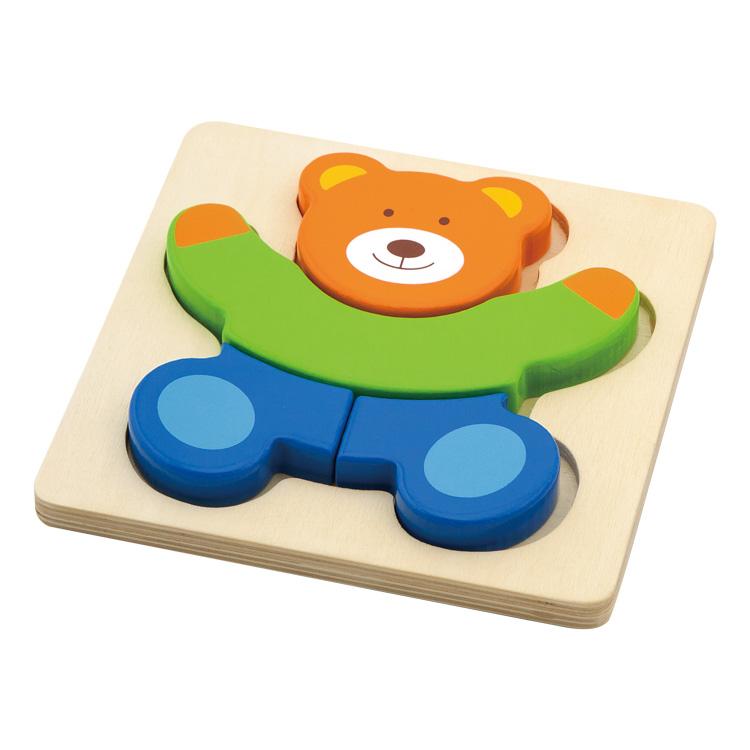 Puzzle ursulet 3D
