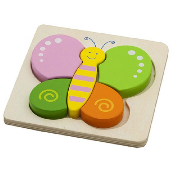 Puzzle Fluture