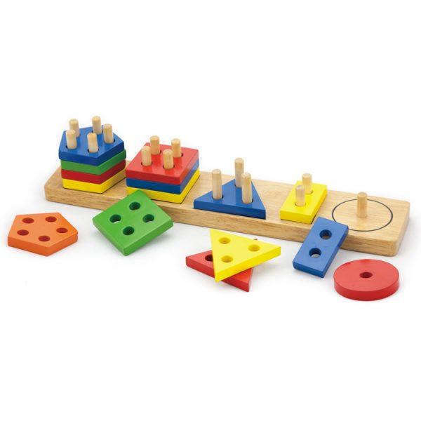 Joc cu forme geometrice-0