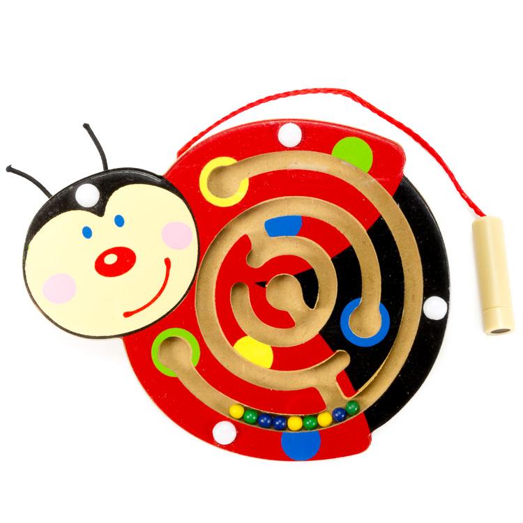Joc magnetic buburuza-0