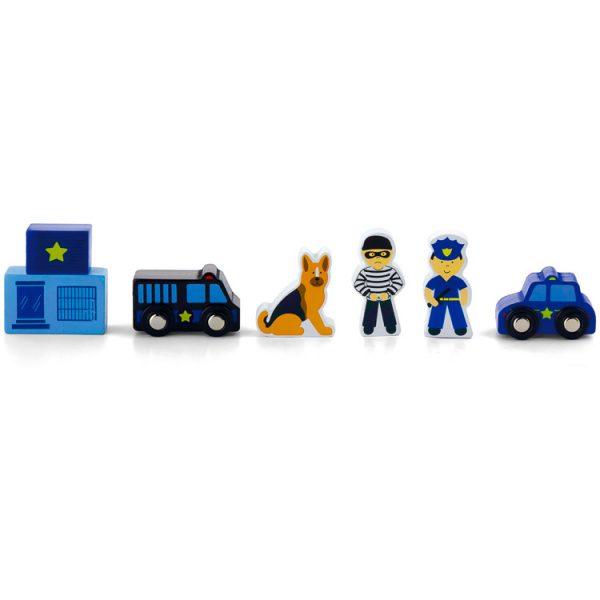 Accesori pentru tren (politie)-0