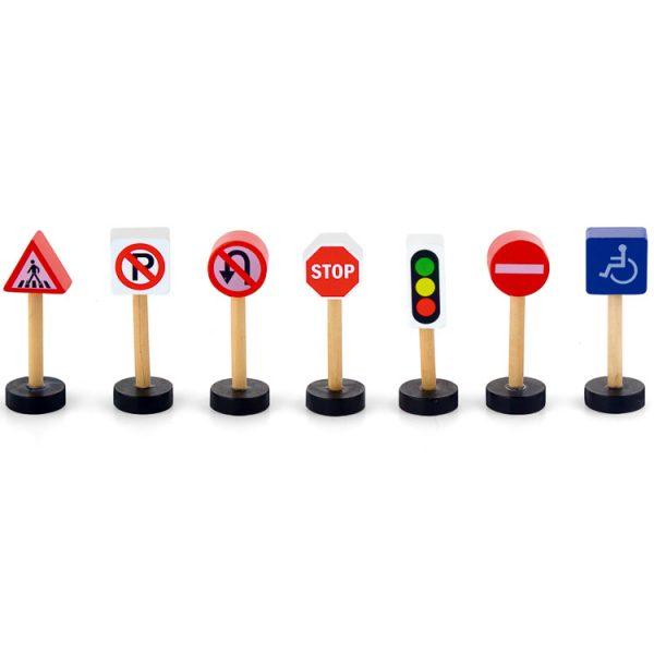 Accesorii pentru tren (semne de circulatie)-0
